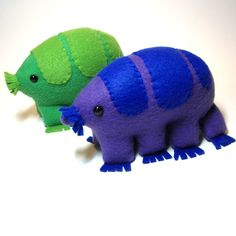 tardigrade plush toys!