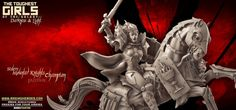 Update Update – (May not be SFW): Mounted Knights (Sisters - F) + Harpies (Dark Elves - F) + Skinners (Lust Elves - SF) · Light and Darkness Elf Images, Tough Girl, Dark Elf, Knights, Elves, Lust, Sci Fi, Sisters, Fantasy