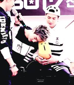 markson (≧▽≦). Today felt like a Markson kind of day.