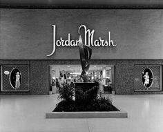 Jordan Marsh storefront - Fort Lauderdale, Florida