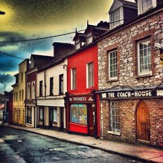 view of Barrack Street, Cork City