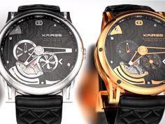 Kairos Watch, entre smartwatch et montre de luxe
