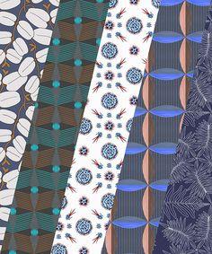 Tissu pour APC / Pierre Marie, roi de cœur et du motif Textures Patterns, Print Patterns, Pierre Marie, Inspiration Wall, Textile Design, Textiles, Graphic Design, Wallpaper, Prints