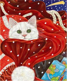 Santa's Snow Kittens Main Page