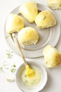 buttery light yeast rolls