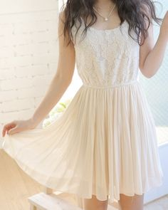 lace white sundress by InShanghai on Etsy, $45.00. Can't afford. Sniff sniff, so beautiful.