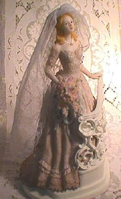 Oh, such a sweet bride. I love this one.