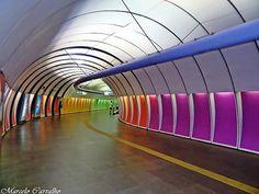 Metrô de Copacabana (Estação Cardeal Arcoverde)