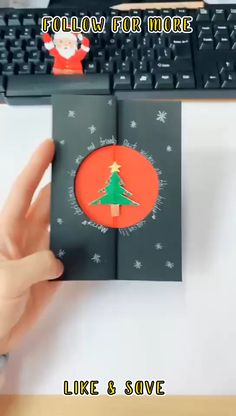 Diy Christmas Cards Pop Up, Christmas Arts And Crafts, Diy Christmas Videos, Diy Crafts For Gifts, Paper Crafts, Diy Snowman Decorations, Pinterest Diy, Card Ideas, Crafts For Children