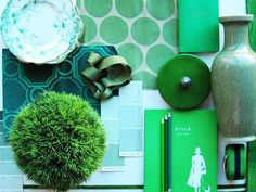 Emerald Green Pantone Colour of the Year 2013