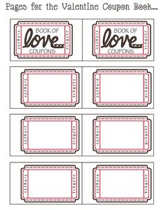 With a little tweaking these cards can be used for anything. I deleted out the love coupons and made it sharing coupons for everytime I have a client who shares a piece of herself to someone who generally talks very little to others. What a great side and handy tool that goes way beyond Valentine's day!