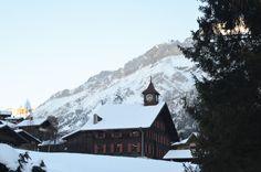 Les Diablerets, Switzerland #grandtraintour #swisstravelsystem http://www.greentraveller.co.uk/blog/grand-train-tour-switzerland