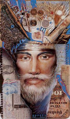 Inspirational Tarot card, pre New Moon Symbolic Art, Disney Cards, Daily Tarot, Pentacle, New Moon, Tarot Reading, Tarot Decks, Tarot Cards, Witchcraft