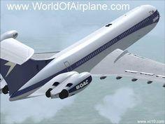 Vickers VC10 WorldOfAirplane Qantas Airlines, Cargo Airlines, Commercial Plane, Commercial Aircraft, Vickers Vc10, Civil Aviation, Jet Aviation, Top Luxury Cars, Passenger Aircraft