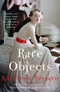 """West Metro Mommy Reads: Book Review: """"Rare Objects"""" by Kathleen Tessaro"""