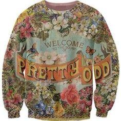Sweater: panic! at the disco pretty odd album band tumblr br ...