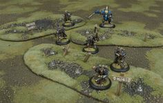Minefields; Rough and impassable terrain comes in many forms and can be useful in directing your opponent's models, protecting your flanks, or locking o...