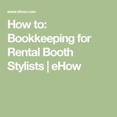 How to Set Prices for Your Booth Rental Business | mobile salon ...