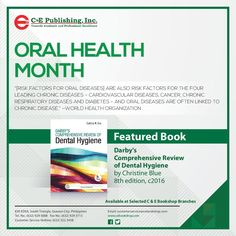 February is Oral Health Month. Celebrate it by safeguarding your oral health, developing good oral hygiene, and sharing your sparkling smile.  For books regarding a similar topic, visit http://www.cebookshop.com/.  #oralhealthmonth #februarycelebration #forthemonthoffebruary #mouth #teeth #healthy #dental #dentalhealth #dentalhygiene #monthlongcelebration #timetosmile