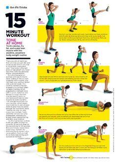 #birchbox #fitness #routines