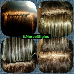 Sew in extensions on caucasian hair extensions hair extensions braidless sew in preview pmusecretfo Image collections