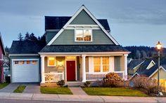 Little house in Washington