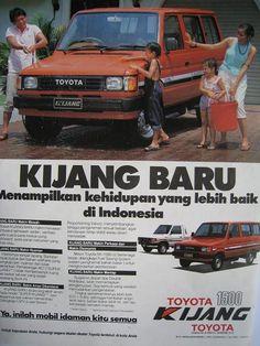 Jadul Retro: Iklan Jadul Mobil Toyota