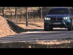 The new BMW M Driving in the Country Trailer Bmw X6, New Bmw, Trucks, Cars, Country, World, Youtube, Rural Area, Autos