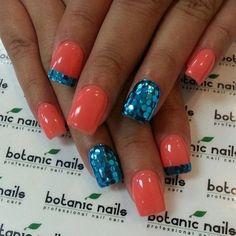 nails.quenalbertini: Nail Art Design by botanicnails | Cuded