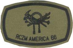 """RCZM 66- Regimiento de Cazadores de Montaña """"América"""" Nº 66"""