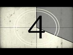 ▶ Old Film Countdown - YouTube