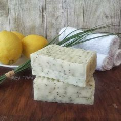 Lemongrass Soap by paulaparrish on Etsy, $6.50