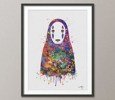 Hey, I found this really awesome Etsy listing at https://www.etsy.com/listing/230879372/no-face-spirited-away-anime-manga