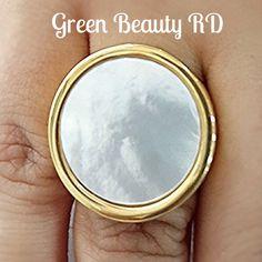 Anillo Disponible! Pedidos y Precios contacto@greenbeautyrd.com Whatsapp 809-907-2014 #GreenBeautyLovers