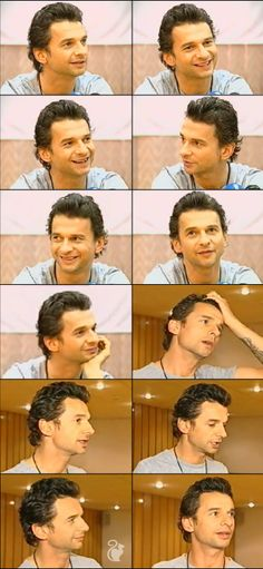 There's only one Dave Gahan
