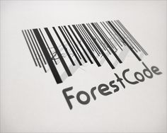 logo / forest code #logo #super #design #creative
