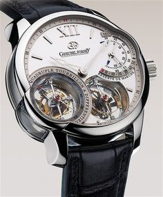 Greubel Forsey Quadruple Tourbillon @DestinationMars