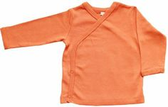Amazon.com: Organic Cotton Baby Kimono Bodysuit GOTS Certified Various Colors: Clothing