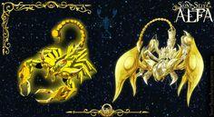 Boteco de OA: Soul of Gold - As 12 armaduras divinas (comparação)