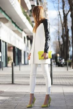 Made With Fashion: PURE WHITE