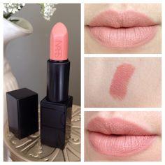 NARS audacious lipstick in Raquel.