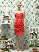 LELA ROSE BRIDESMAID DRESSES: LELA ROSE LR180