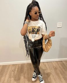 Swag Outfits For Girls, Teenage Girl Outfits, Girls Summer Outfits, Cute Swag Outfits, Dope Outfits, Teen Fashion Outfits, Girly Outfits, Pretty Outfits, Simple Outfits