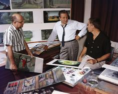 A look back at the origins of the Walt Disney Company, presented by Getty Images.