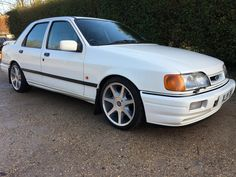 This Ford Sierra Sapphire Rs Cosworth 2wd. 1990. Classic Retro. Px Swap is for sale.