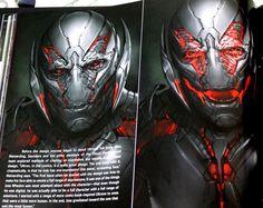 Age Of Ultron, Ultron Marvel, Marvel Comic Universe, Batman Universe, Comics Universe, Marvel Villains, Marvel Vs, Marvel Comics, Marvel Concept Art