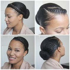 "Annastasia Liu on Instagram: ""Keeping it simple with a flat twist and a bun. This style last me 5 days and is great for work. How often do you style your hair each week?…"" Flat Twist Styles, Flat Twist Updo, Natural Hair Journey, Natural Hair Buns, Natural Hair Bun Styles, Protective Styles For Natural Hair Short, Natural Hair Care, Cornrows Natural Hair, Curly Hair Styles"