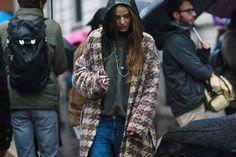 Streetstyle на Неделе моды в Милане. Часть 4   Мода   STREETSTYLE   VOGUE