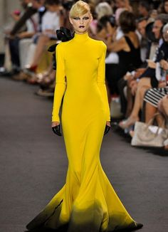 Nick Verreos: Runway Report: Paris Haute Couture Fall/Winter 2011 Fashion Week--Stephane Rolland