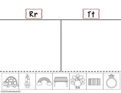 Beginning Sound Sorts for kindergarten. Lots of beginning sound combinations for sorting.